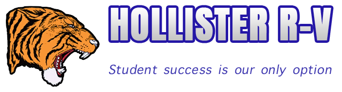 Hollister R-V Logo