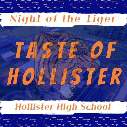 taste of hollister