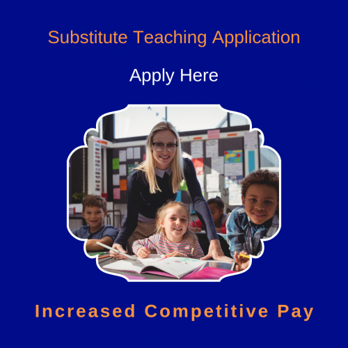 Substitute Teaching Application
