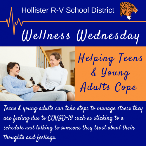 helping teens & young adults cope