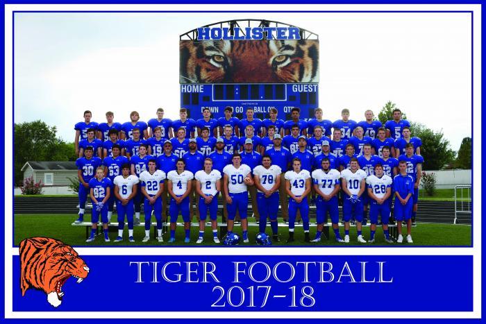 2017-2018 Tiger Football
