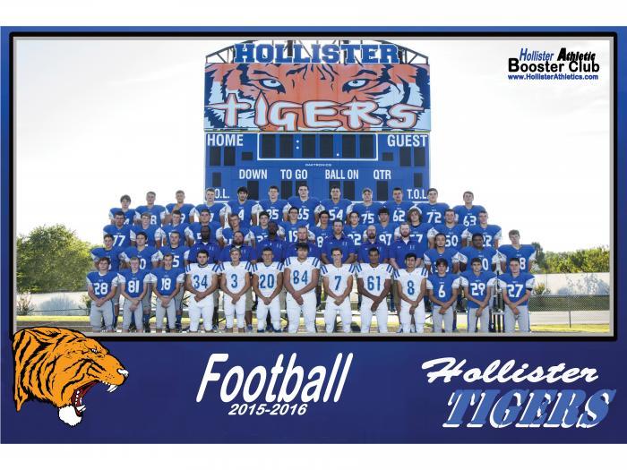 2015-2016 Tiger Football