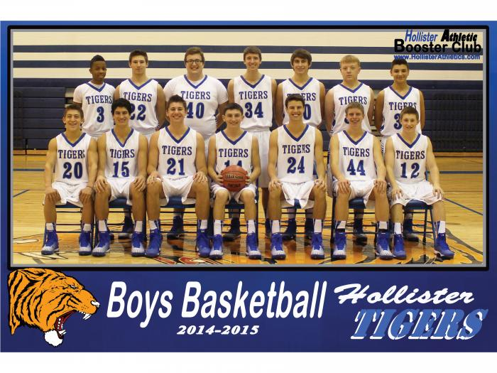 2014-2015 Tiger Basketball