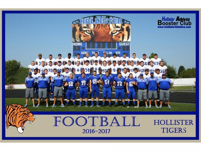2016-2017 Tiger Football