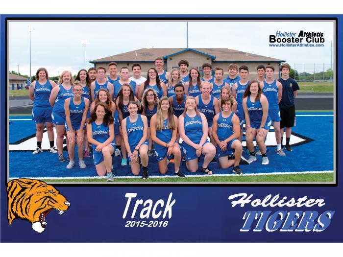 2015-2016 Tiger Track