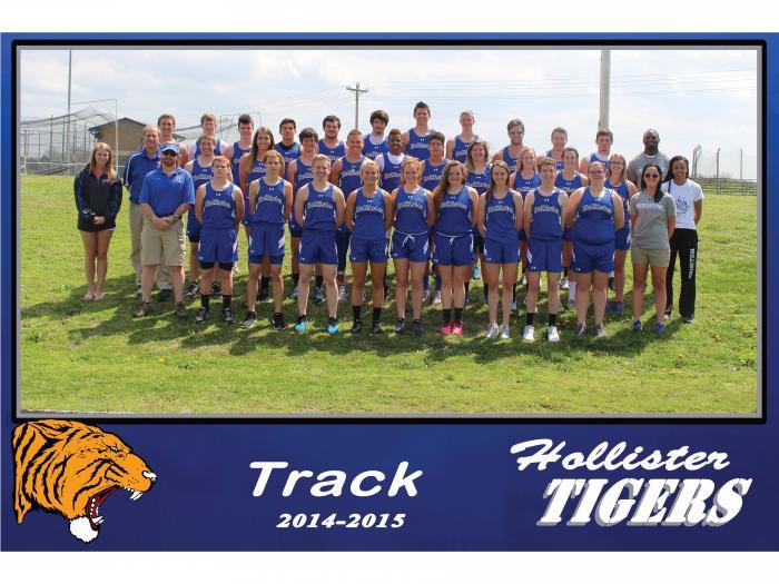 2014-2015 Tiger Track