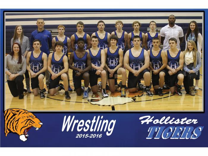 2015-2016 Tiger Wrestling