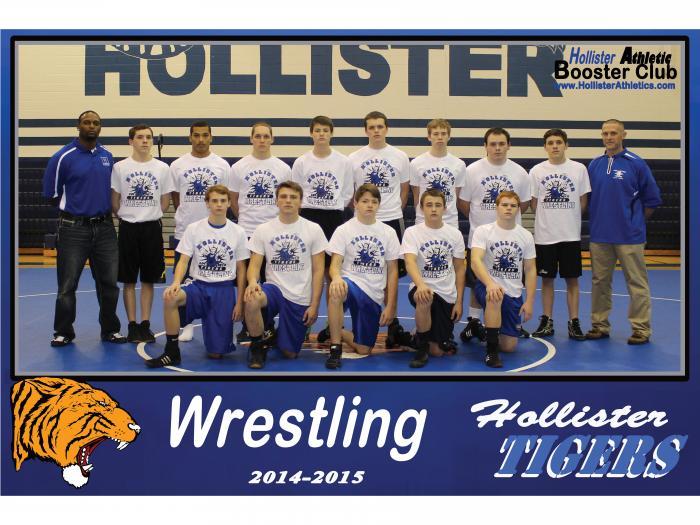 2014-2015 Tiger Wrestling