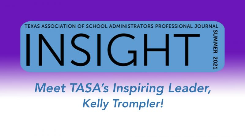 BISD Superintendent named Inspiring Leaders in Texas!