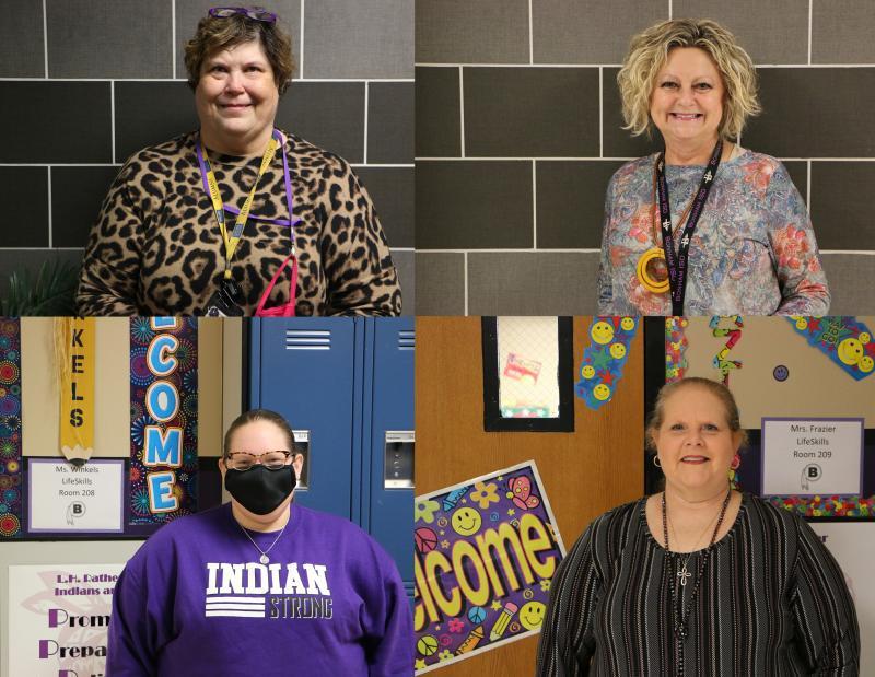 Bonham Education Foundation Grant Winners!
