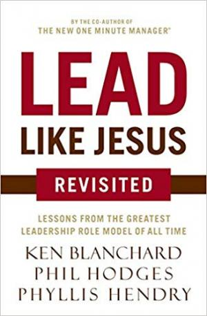 Book Title: Lead Like Jesus