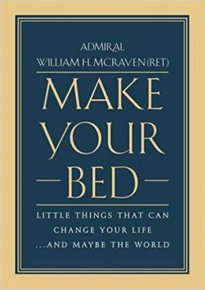 Book Title: Make Your Bed