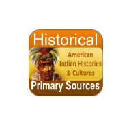 Historical Primary Sources American Indians Image