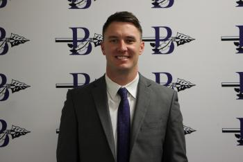 New BHS Head Football Coach- John Fish