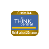 Think Central Math Practice and Resources Image