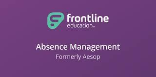 Frontline Absence Management Link