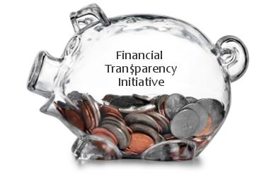 Click Here for Financial Transparency Initiative