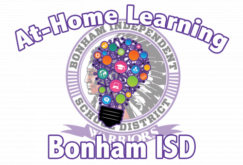 At Home Learning Bonham ISD