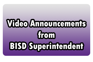 Video announcement Button