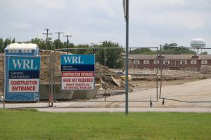 Closed Construction Site 8-14-17