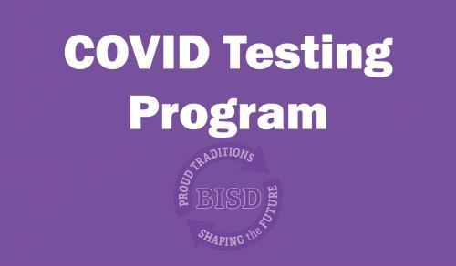 COVID Testing Program