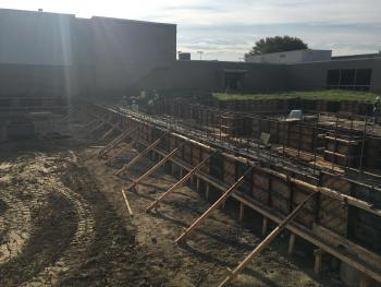 BHS Construction Update; 8-31-2017