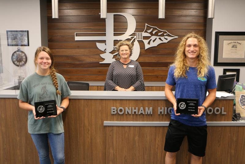 BHS September 2020 Senior of the Month