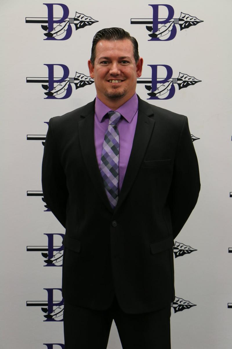 Welcome, Coach Dezern: New Head Football Coach, Kyle Dezern