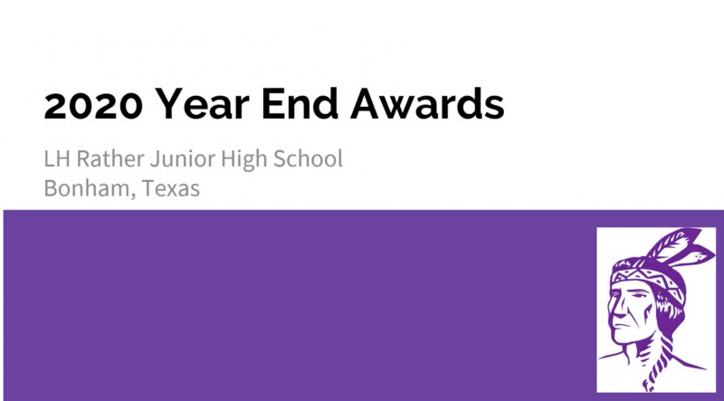 LH Rather 2020 Year End Awards
