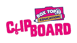 Save those Box Tops and turn them in weekly.  Thank You!!!