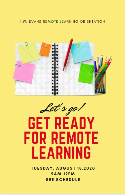 Remote Learning Orientation