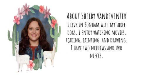 About Shelby Vandeventer
