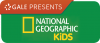 Image that corresponds to Gale: National Geographic Kids