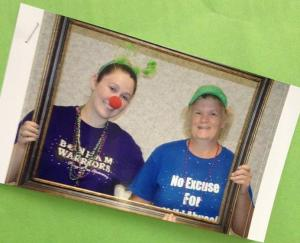 Ms. Angell and Ms. Haggerty