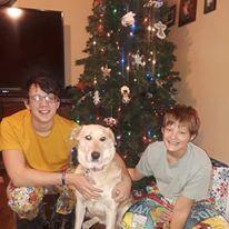 Anthony, Lexi, and Caleb-2019 Christmas Day