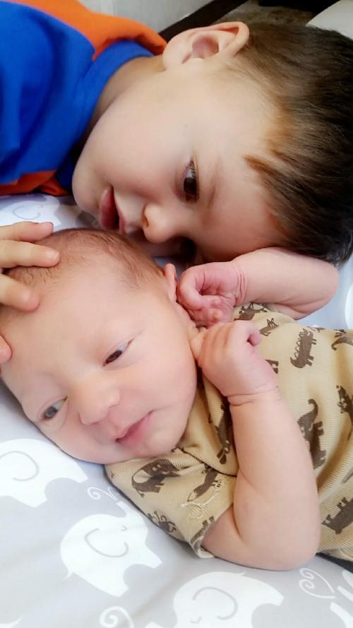Raylan and Jensen