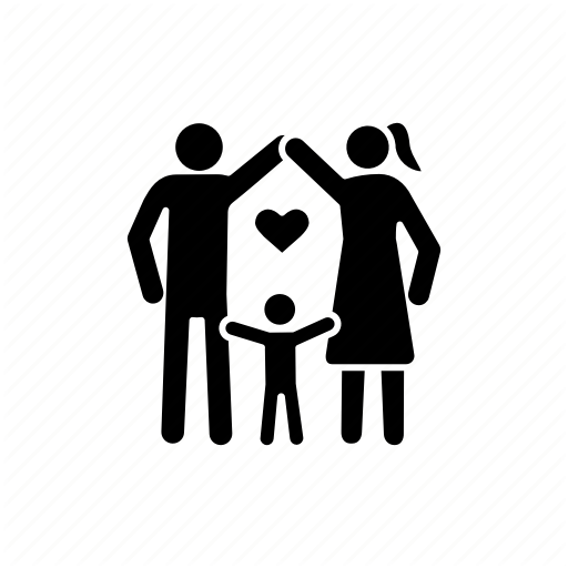 An Image showing Healthy Family Relationships