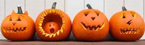 Craved Pumpkins