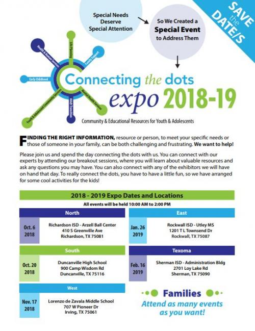 Connecting the Dots Expo 2018-2019