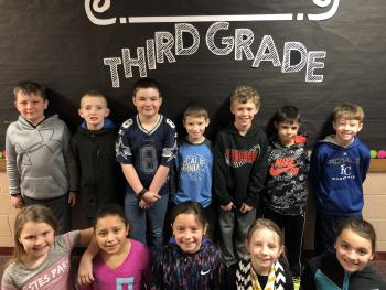 Students who have mastered multiplication