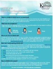 COVID KS Health Document