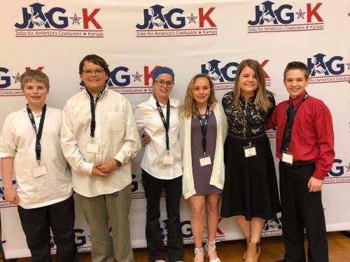 JAG Students