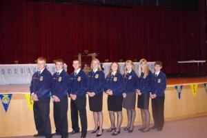 2011-2012 Chapter Officers