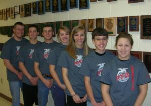 2010-2011 Chapter Officers
