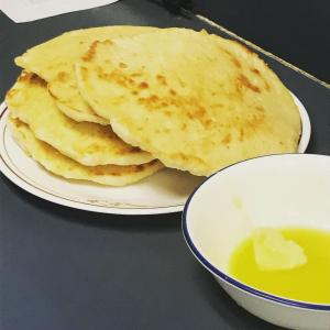 Nutrition & Wellness - naan yeast bread lab