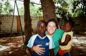 My first mission trip. I went to Port Au Prince, Haiti with Westside Family Church. This is when I knew I was meant to be a physical education and health teacher.