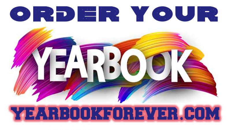Purchase Your Year Book Today and Save
