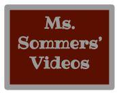 Sommers videos