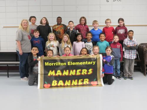 Manners Banner