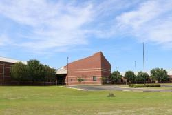 Landscape View facing Harleton High School